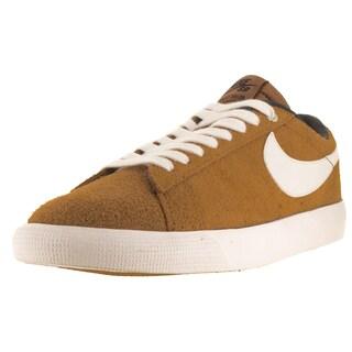 Nike Men's Blazer Low Gt Ale Brown/Sail Black Skate Shoe