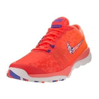 Nike Women's Flex Supreme Tr 4 Pr Brgh/Brightt Magenta/W Training Shoe