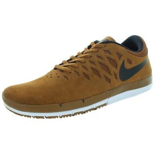 Nike Men's Free Sb Ale Brown/Black/White Skate Shoe
