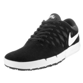 Nike Men's Free Sb Black/White/Black Skate Shoe