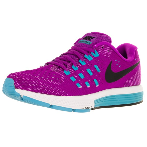 0a91e353ec8 ... Women s Athletic Shoes. Nike Women  x27 s Air Zoom Vomero 11 Hyper  Violet Black Gmm