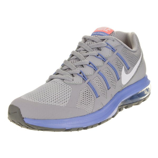 Shop Nike Women's Air Max Dynasty Wolf GreyWhiteChalk Blue