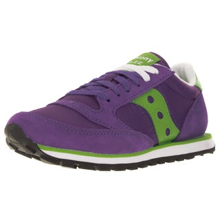 Saucony Women's Jazz LoWPro Purple Casual Shoe