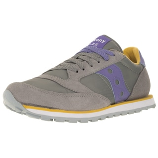Saucony Women's Jazz LoWPro Grey Casual Shoe