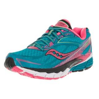 Saucony Women's Ride 8 Pink Running Shoe