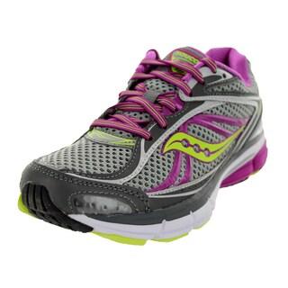Saucony Women's Omni 12 Grey Running Shoe