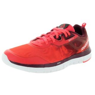 Reebok Women's Zquick Soul Cherry/Wine/White Running Shoe