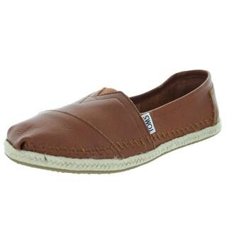 Toms Women's Classic Cognac Casual Shoe