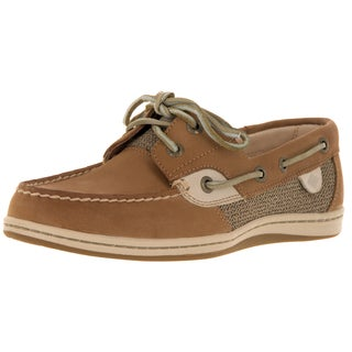 Sperry Top-Sider Women's Koifish Core Wide Linen/Oat Casual Shoe