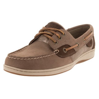 Sperry Top-Sider Women's Ivyfish Taupe Boat Shoe
