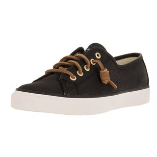 Sperry Top-Sider Women's Seacoast Black Casual Shoe
