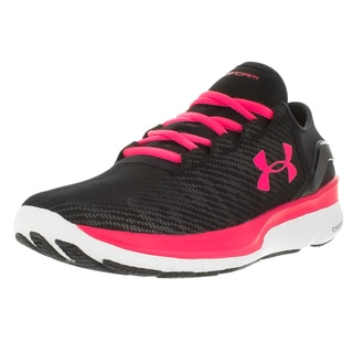 Under Armour Women's Speedform Apollo 2 Rf Hyr/Black/Hyr Running Shoe