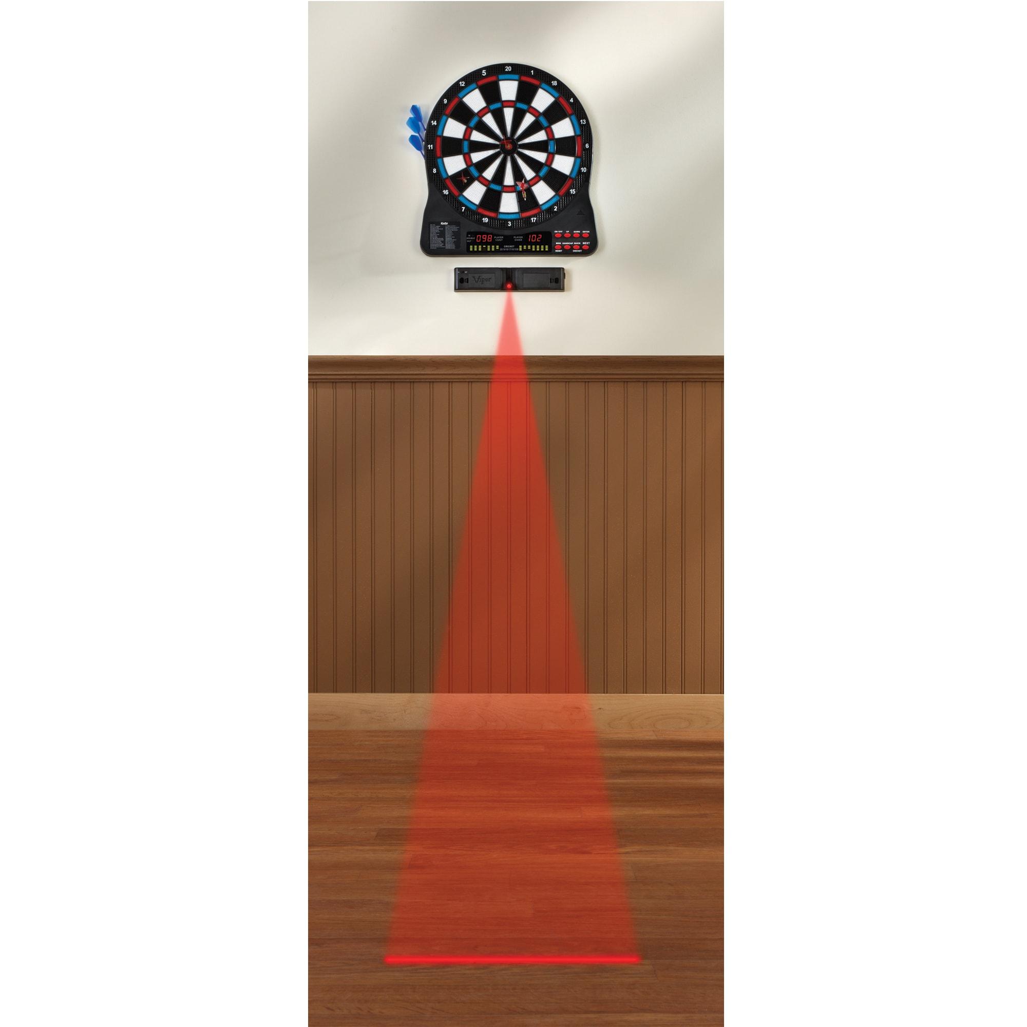 Viper Black Plastic Laser Dart Line Projector (Laser Line)