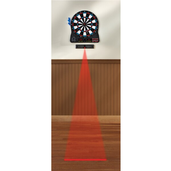 Viper Black Plastic Laser Dart Line Projector