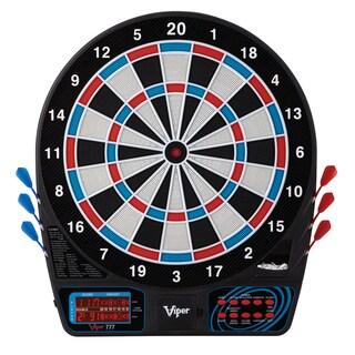 Viper 777 Black Plastic Electronic Dartboard