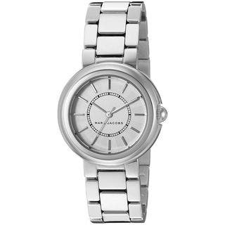 Marc Jacobs Women's MJ3464 'Courtney' Stainless Steel Watch|https://ak1.ostkcdn.com/images/products/12330088/P19161777.jpg?impolicy=medium