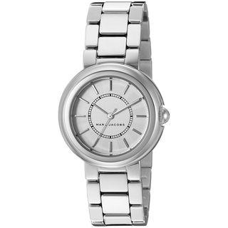 Marc Jacobs Women's MJ3464 'Courtney' Stainless Steel Watch