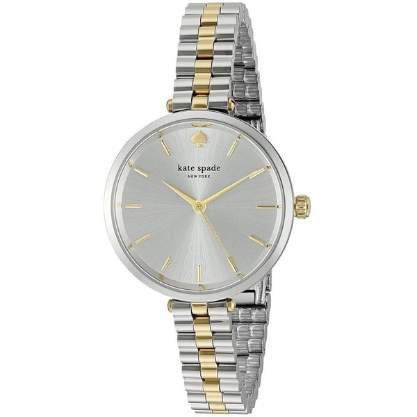 Kate Spade Women's 'Gramercy' Two-Tone Stainless Steel Watch