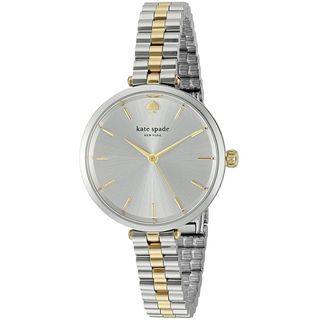 Kate Spade Women's KSW1119 'Gramercy' Two-Tone Stainless Steel Watch