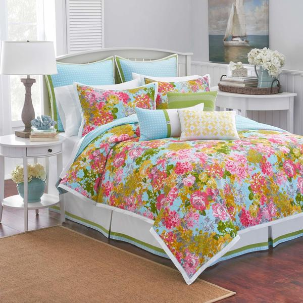 southern tide chloe 4-piece comforter set - free shipping today
