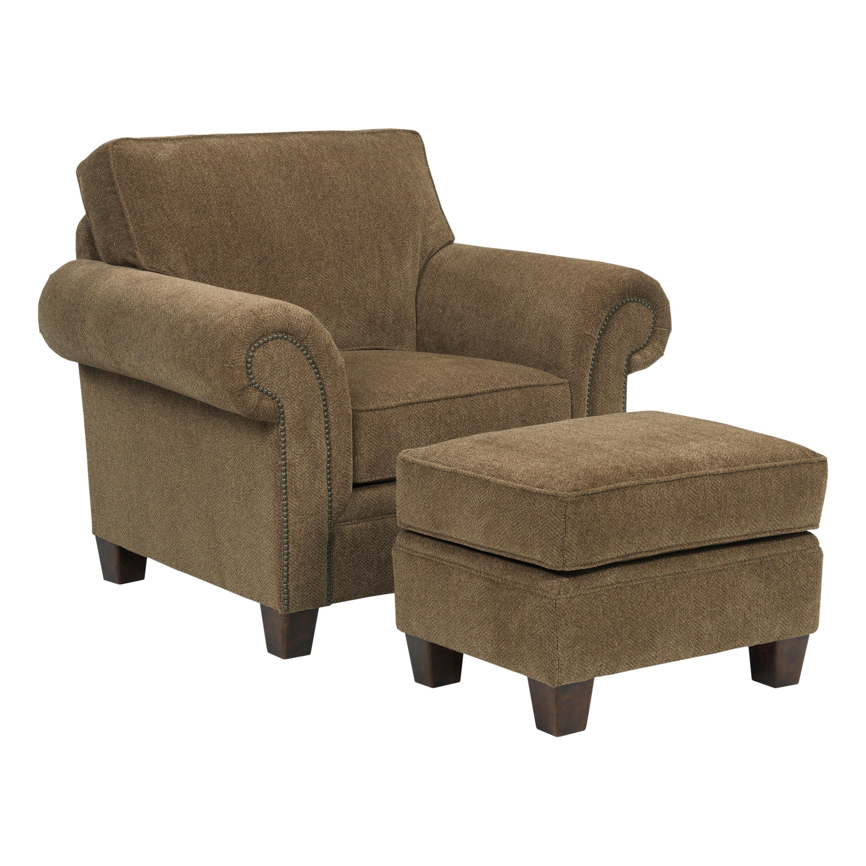 Magnificent Broyhill Travis Ottoman Dailytribune Chair Design For Home Dailytribuneorg