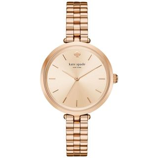 Kate Spade Women's KSW1134 'Holland' Rose-Tone Stainless Steel Watch