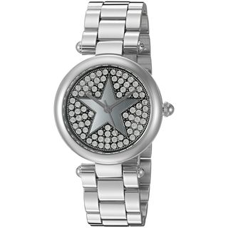 Marc Jacobs Women's MJ3477 'Dotty' Star Crystal Stainless Steel Watch