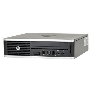 HP Compaq 8300-USFF Core i5-3470T 2.9GHz 3rd Gen CPU 8GB RAM 256GB SSD Windows 7 Pro Computer (Refurbished)