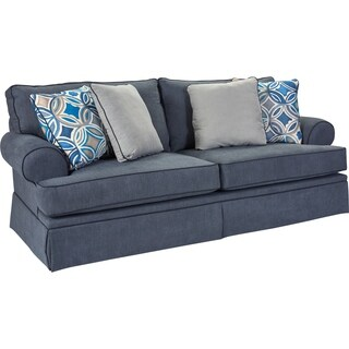 Broyhill Emily Sofa in Blue
