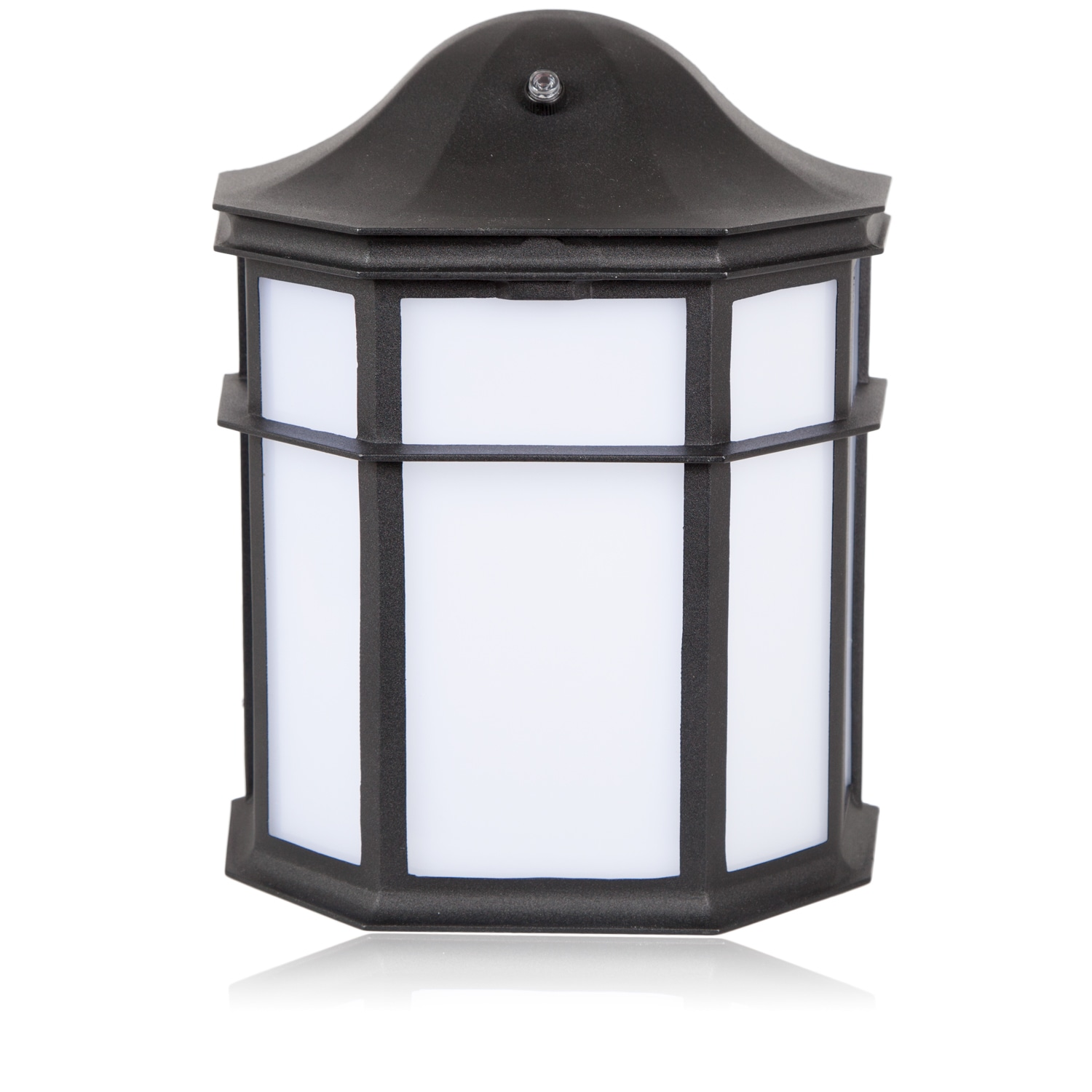 Maxxima Decorative Outdoor LED Wall Pack Light with Dusk ...