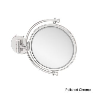 Allied Brass 8-inch Wall Mounted 3x Magnification Makeup Mirror