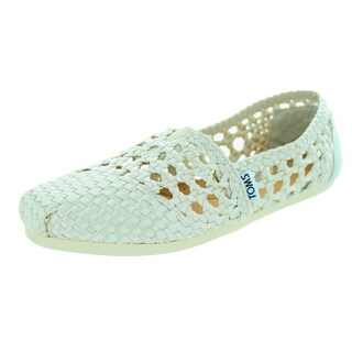 Toms Women's Classic Whisper Satin Casual Shoe
