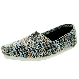 Toms Women's Classic Natural Mix Casual Shoe