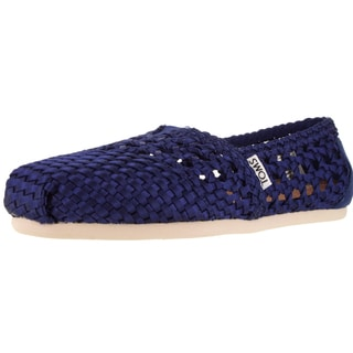 Toms Women's Classic Dark Blue Casual Shoe
