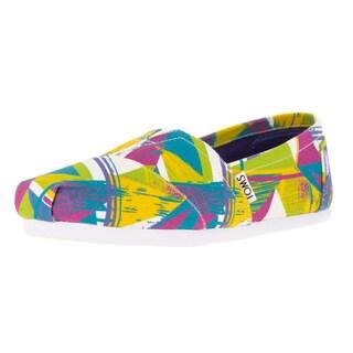Toms Women's Classic Brightt Multi Casual Shoe