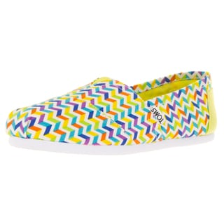 Toms Women's Classic Multi Canvas Casual Shoe