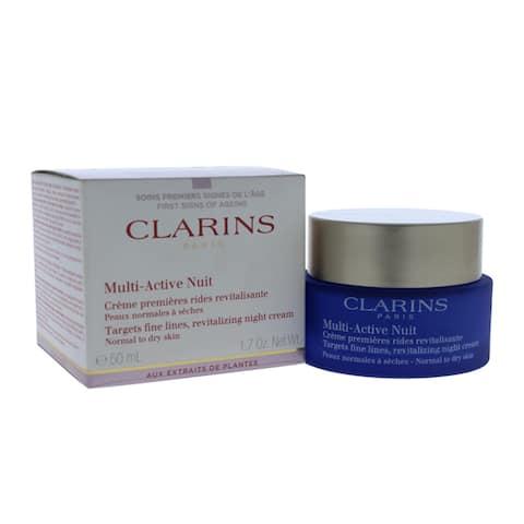 Clarins Multi-Active Nuit 1.7-ounce Revitalizing Night Cream