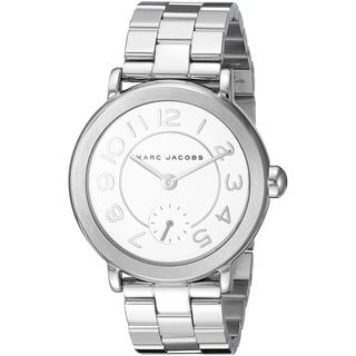 Marc Jacobs Women's MJ3469 'Riley' Stainless Steel Watch
