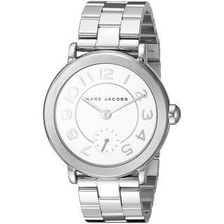 Marc Jacobs Women's MJ3469 'Riley' Stainless Steel Watch