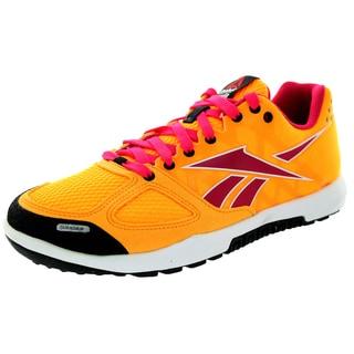 Reebok Kids R Crossfit Nano 2.0 Orange/Pink/White/Gravel Training Shoe