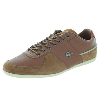 Lacoste Men's Taloire 15 Srm Tan Casual Shoe