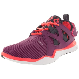 Reebok Kids Zcut Tr Fuchsia/Indigo/Cherry/White Training Shoe