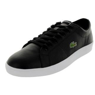 Lacoste Men's Marcel Cup At Spm Black/White Casual Shoe