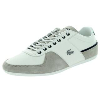Lacoste Men's Taloire 15 Srm Off White Casual Shoe