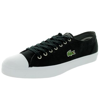 Lacoste Men's Marcel Chunky Tc Cts Black/Black/White Casual Shoe