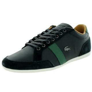 Lacoste Men's Alisos 20 Srm Black Casual Shoe