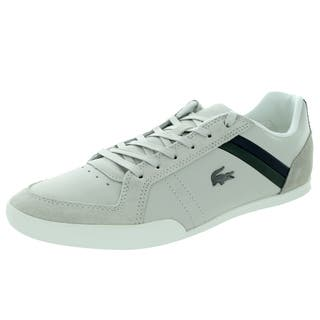 Lacoste Men's Figuera 3 Srm Off White Casual Shoe|https://ak1.ostkcdn.com/images/products/12330673/P19162292.jpg?impolicy=medium