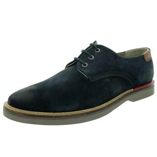 Lacoste Men's Sherbrooke Hi 11 Srm Dark Blue Casual Shoe