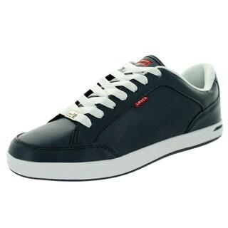 Levi's Men's Aart Core Pu Navy/White Casual Shoe