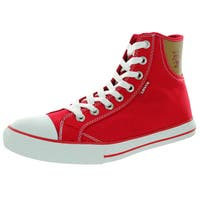 Levi's Men's Hamilton Buck Red/Brown Casual Shoe